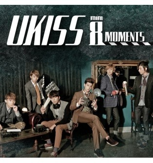 U-Kiss - 8th Mini Album [MOMENTS]
