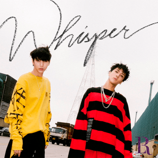 VIXX LR - 2nd Mini Album [WHISPER]