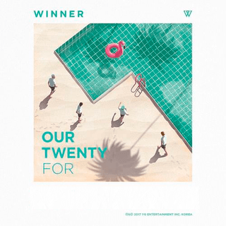 WINNER - Single Album [OUR TWENTY FOR] (Random)