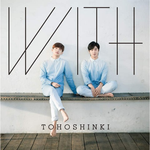 TVXQ - 8th Album [WITH]