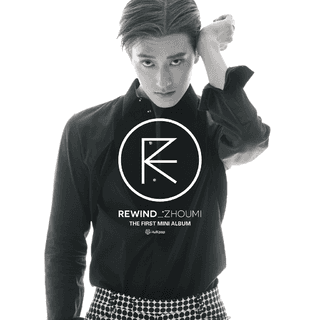 ZHOUMI - 1st Mini Album [REWIND]
