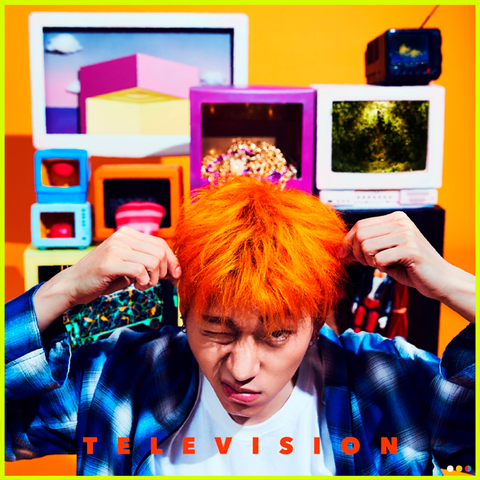 ZICO - 2nd Mini Album [TELEVISION]