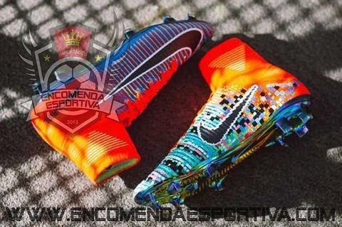 Chuteira Mercurial Superfly V Limited Edition