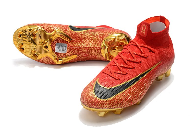 Chuteira Campo Mercurial SuperflyX VI CR7 Dragon