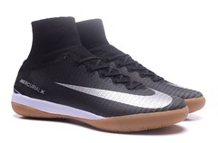 Mercurial Superfly V IC Black Old Classic Futsal