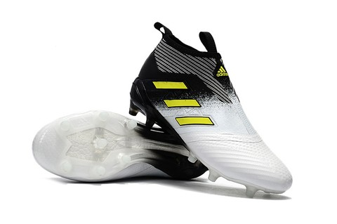 Adidas ACE 17+ PureControl FG White and Black