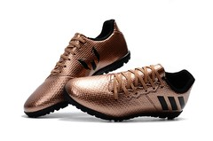 adidas messi 16.3 TF Society Bronze