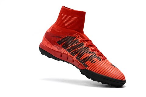 NIke Mercurial Superfly V TF Hot Red - comprar online