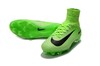 NIke Mercurial Superfly V FG Full Green