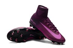 NIke Mercurial Superfly V FG Roxa