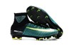 NIke Mercurial Superfly V FG Aqua Green