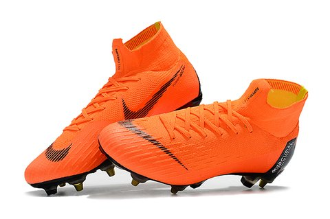 NIKE Mercurial Superfly VI Elite SG Laranja