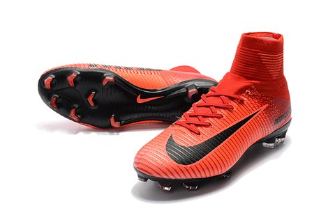 NIke Mercurial Superfly V Hot Red - comprar online