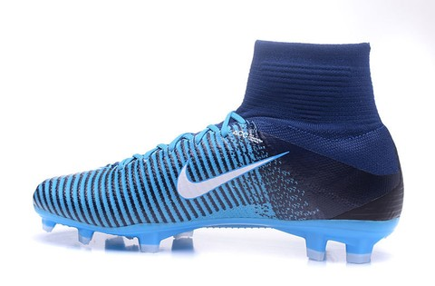 NIke Mercurial Superfly V FG Full Blue - comprar online
