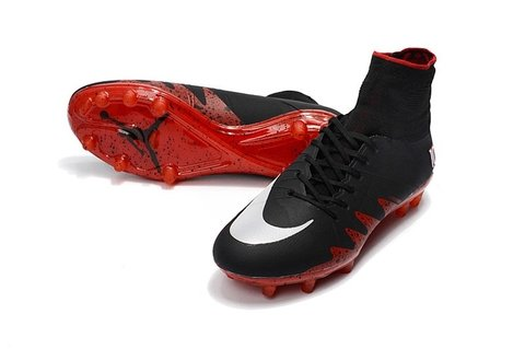 Hypervenom Phantom II FG Black Red