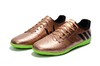 adidas messi 16.3 IC Salao bronze na internet
