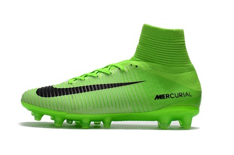 NIke Mercurial Superfly V AG Green Artificial na internet