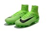 NIke Mercurial Superfly V FG Full Green na internet