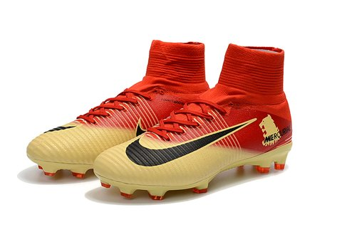 NIke Mercurial Superfly V FG Red Lin Montain - encomenda esportiva