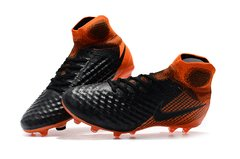 Nike Magista Obra II Black e Orange