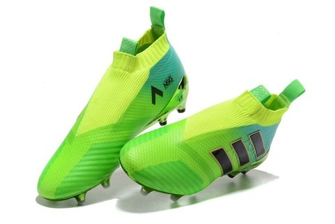 Adidas ACE 17+ PureControl Green 2017 FG - loja online