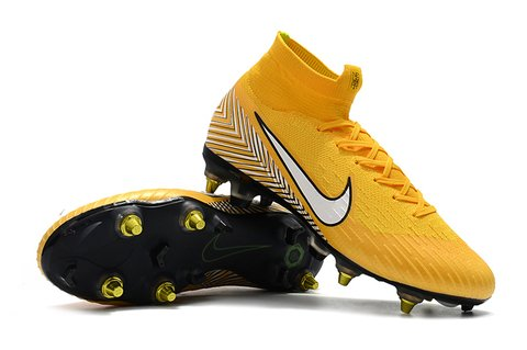 NIKE Mercurial Superfly VI Elite SG Amarela