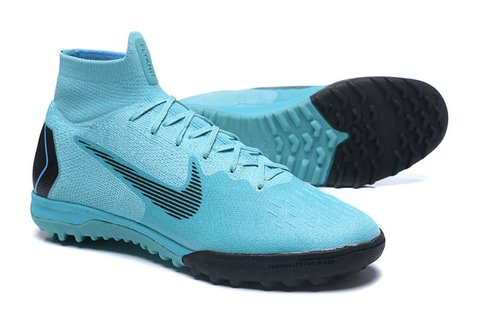 NIke SuperflyX 6 Elite TF Azul Society