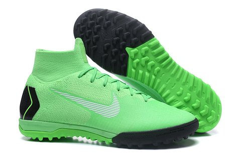 NIke SuperflyX 6 Elite TF verde