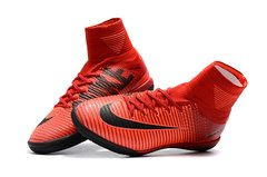 NIke Mercurial Superfly V IC Hot Red
