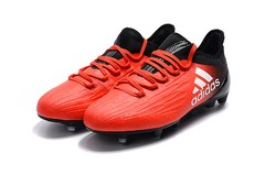 adidas X 16.1 FG/AG Red Black