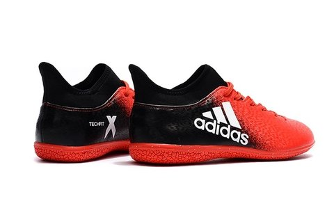 adidas X 16.3 IC Red Black - comprar online