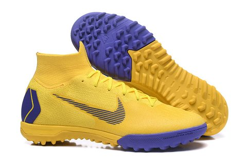 NIke SuperflyX 6 Elite TF amarelo
