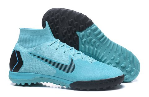 NIke SuperflyX 6 Elite TF azul
