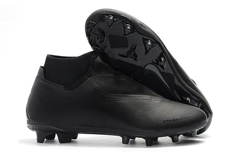 Nike Phantom Vision Elite DF FG Full Black