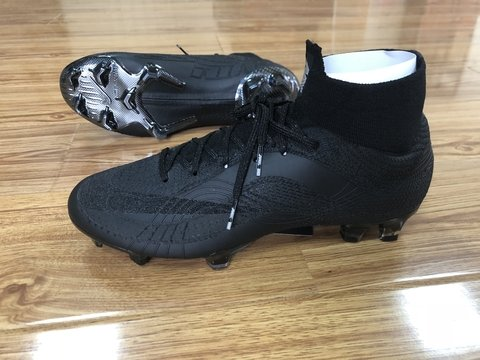Mercurial Superfly VI 360 Elite FG Full Black