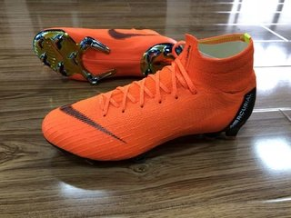 Mercurial Superfly VI 360 Elite FG Laranja