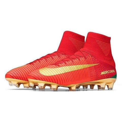 Nike Mercurial Superfly V CR7 FG Campeoes na internet