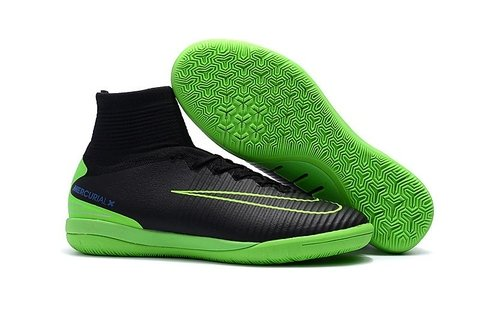 NIke MercurialX Proximo II IC Black Green