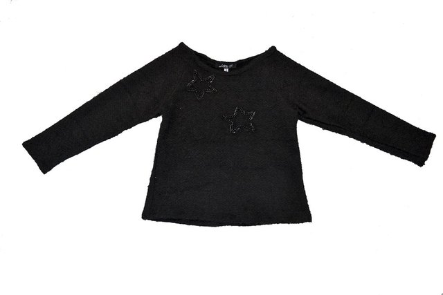 Little Mo Sweater Con Piedras