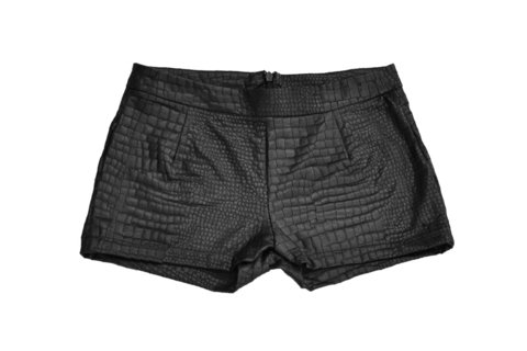 Little Mo Short Lagarto Negro - www.maureenedinar.com