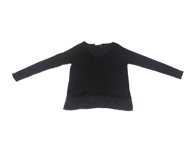Maureene Dinar Moments Sweater with gauze - buy online