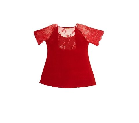 Maureene Dinar short-sleeved shirt - www.maureenedinar.com