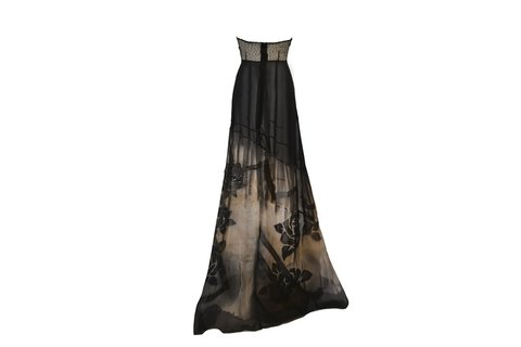 Image of Maureene Dinar Long Dress strapless