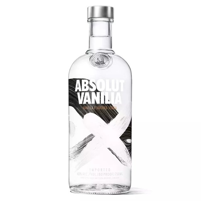 Absolut Vanilia x 750 cc Vodka
