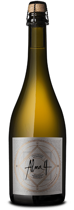 Alma 4 Chardonnay Roble Extra Brut