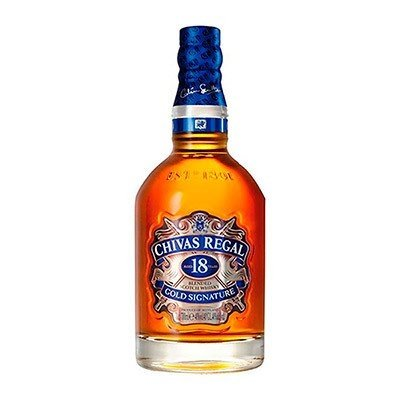Chivas Regal 18 Años x 750 cc Whiskies