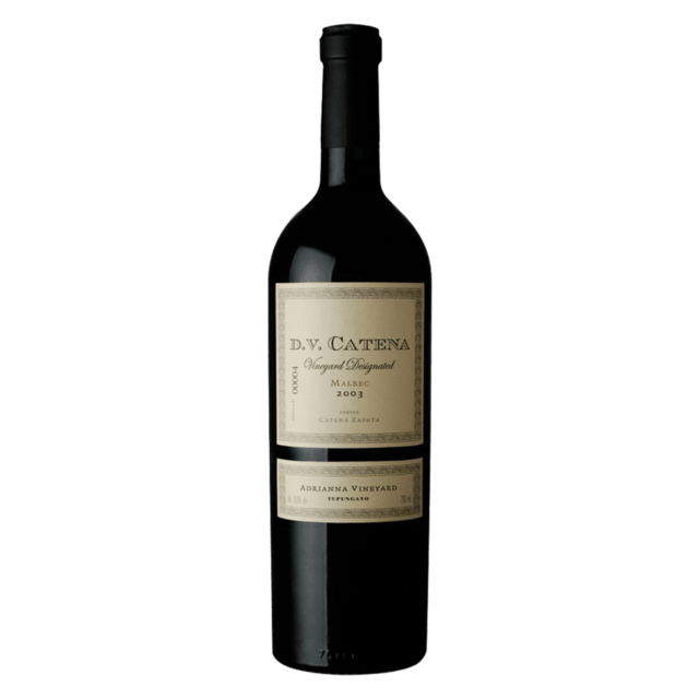 DV Catena Vineyard Designated Adrianna Malbec 2013