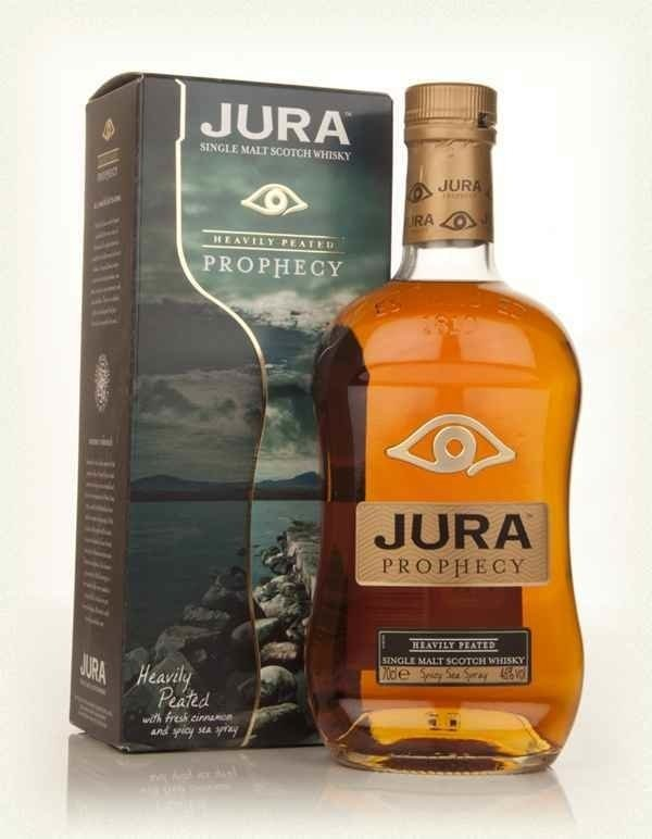 Jura Prophesy Whiskies
