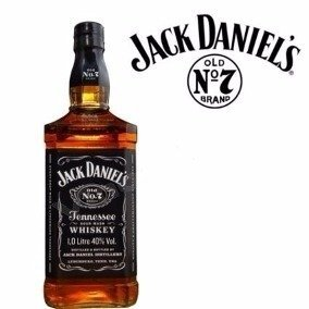 Jack Daniels 750 cc Whiskies