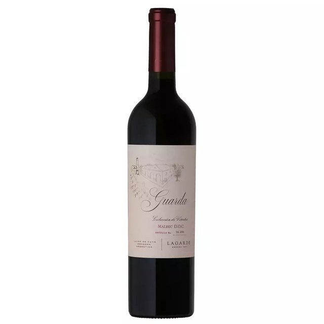 Lagarde Guarda DOC Malbec 2014